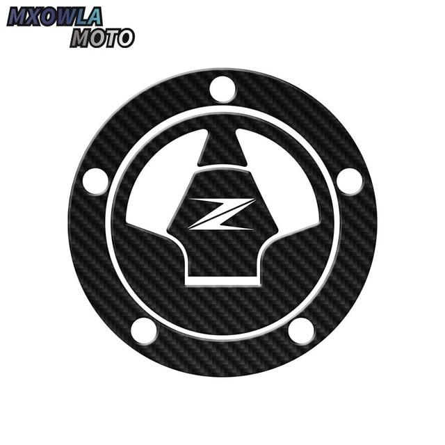 $ 9.48 For KAWASAKI Z1000 Z1000SX Z800 Z750 3D Carbon Fiber Motorcycle Sticker Tank Pad Protector Case Edition Decals