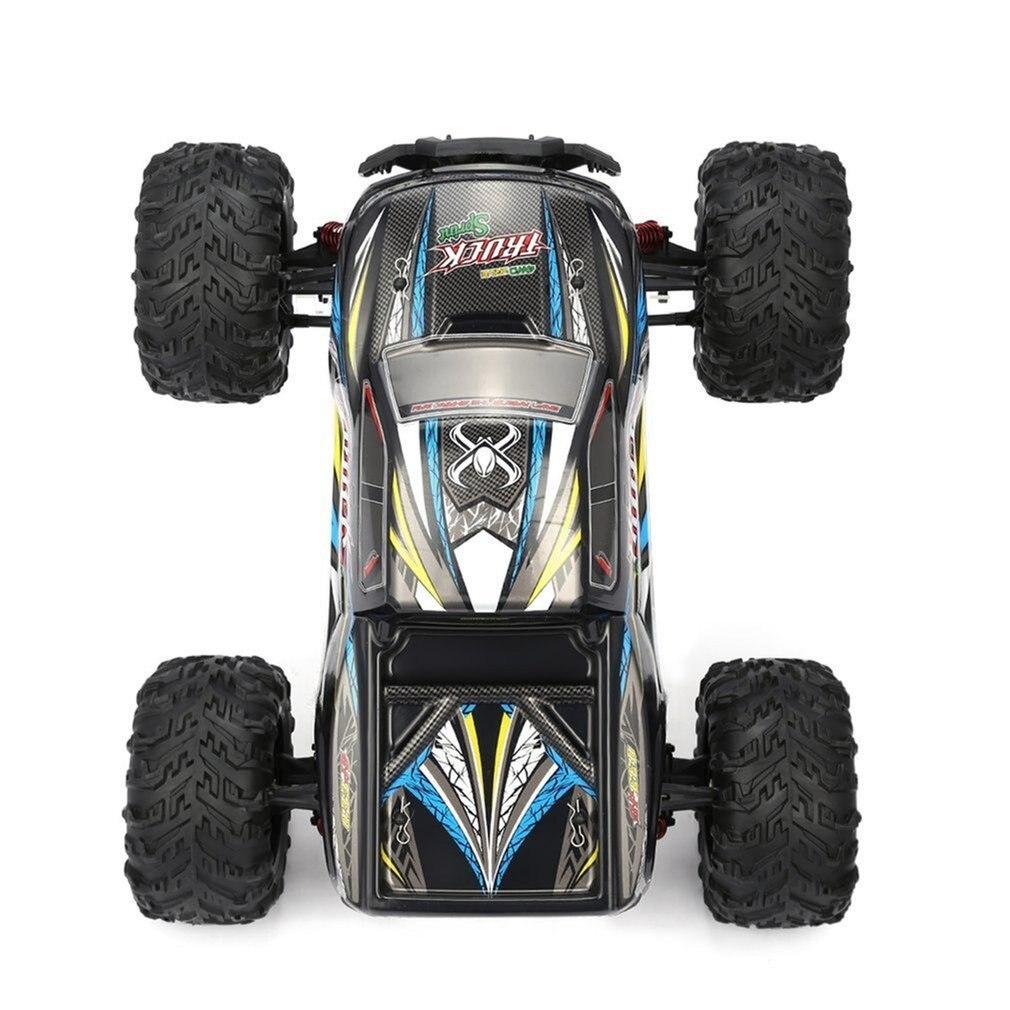 XLH 9125 4WD 1/10 Hohe Geschwindigkeit Fernbedienung Auto Lkw Off Road Fahrzeug Buggy RC Racing Auto Elektronische Spielzeug - 2