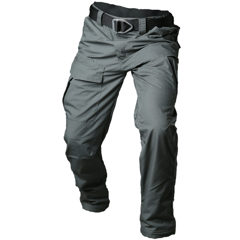 Tactical Camouflage Army Pants Men Waterproof Tide Combat Military Pants Military Paintball Camo Tactical Cargo Trousers S-2XL