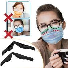 Лидер продаж 3d маска для рта поддержка переносицы силиконовый кронштейн очки против запотевания многоразовый держатель маски модный и нов...