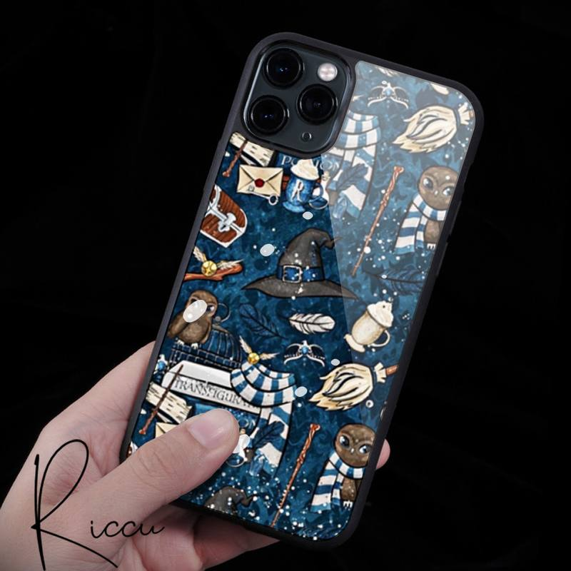 Cartoon Movie Harries Potters Phone Case Rubber For Iphone 12 11 Pro Max XS 8 7 6 6S Plus X 5S SE 2020 XR 12Mini Case