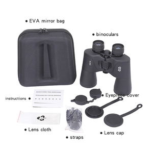 Image 5 - กล้องส่องทางไกล 20X50 HD กล้องส่องทางไกลที่มีประสิทธิภาพ LOW Light Night Vision ซูมล่าสัตว์ไม่อินฟราเรด