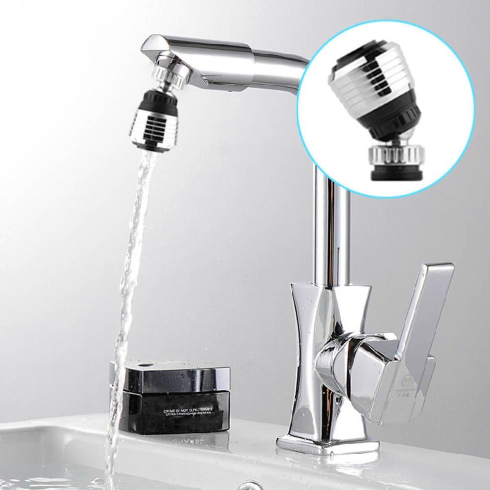 Аэратор для кухонного крана, распылитель воды, корпус из цинка, фильтр для экономии воды, насадка для душа, кран с форсункой, разъем, поворот на 360, F821