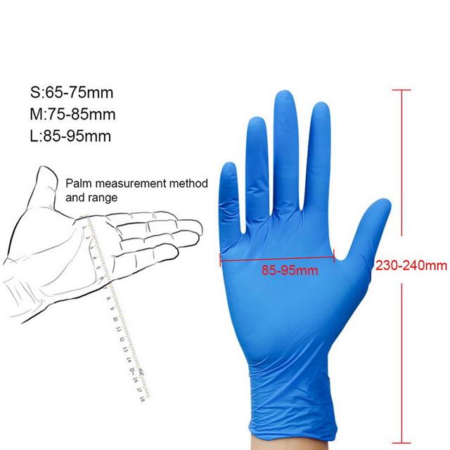 Disposable Latex Antiviral Multi-Purpose Gloves