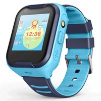 KC1 4G Kids Smart Watch GPS Touch Screen AI voice SOS SIM Phone Call Waterproof Children Watch with Camera LEMFO Kids Watches