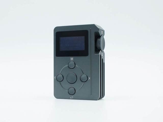 ACMEE MF 01 AK4490EQ DSD HiFi Audiophile DAP נייד Lossless מוסיקה נגן עם USB פענוח