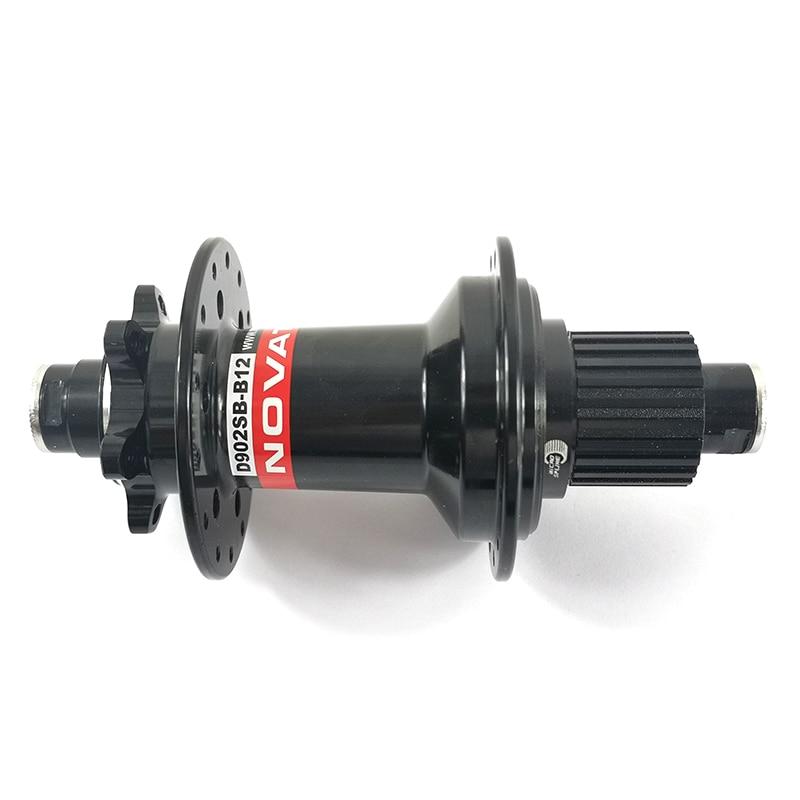 novatec D902SB boost rear hub 148x12 12x148 microspline 12 speed