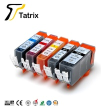 Tatrix PGI 425 CLI 426 PGI425 CLI426 compatible printer ink cartridges for Canon PIXMA IP4840 IP4940