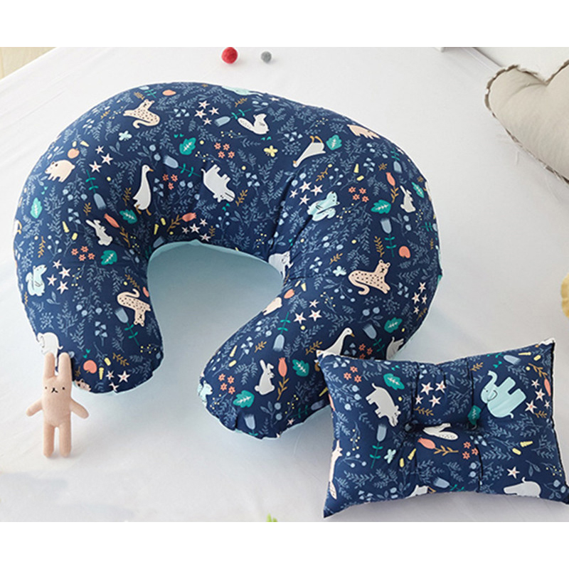 Feriay Thickening Soft Comfortable Baby Breastfeeding Pillow Arm Pillow Feeding Pillow Pillows