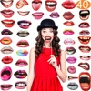 40pcs Lips