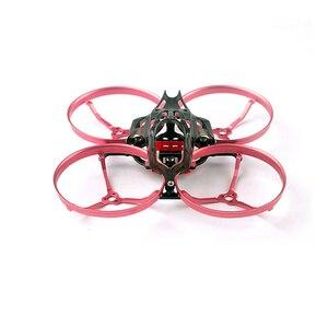 Image 3 - Happymodel Snapper8 85 millimetri Cinewhoop Kit Telaio In Fibra di Carbonio Con Lega di Alluminio CNC Guard per FPV Da Corsa del RC Aereo Drone quad