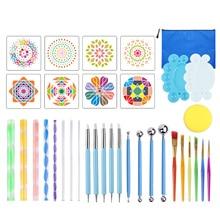 Dotting-Tools-Set Artist Mandala Children Student School 16/18/34/35pcs
