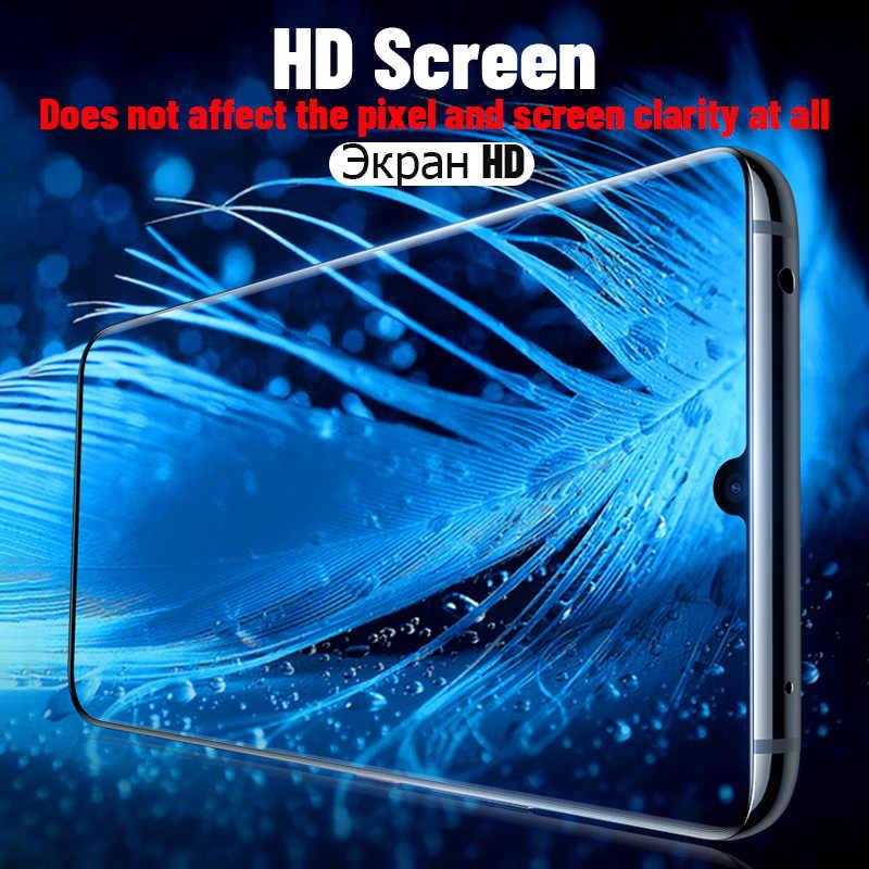 3Pcs 28D הידרוג 'ל סרט לסמסונג גלקסי S8 S9 S10E בתוספת מסך מגן עבור סמסונג הערה 8 9 10 רך סרט A9 2018 לא זכוכית