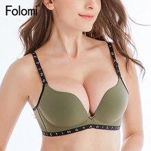 Wire Free Comfort Women Bras Push Up Seamless Brassiere Sexy Underwear 32-38 A B Cup