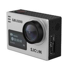 Водонепроницаемая Экшн-камера SJCAM SJ6 Legend 4K 24fps Ultra HD Notavek 2020, сенсорный экран 96660 дюйма, дистанционное управление Wi-Fi, Спортивная DV-камера, новин...