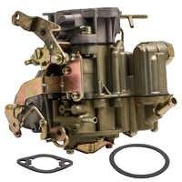 Carburador 1 BBL para Rochester Chevy GMC 250 292 con termostato de estrangulación