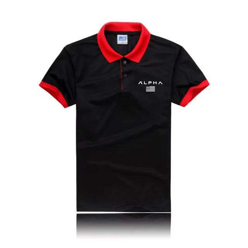 2020 Men Polo Shirt New Short Sleeve Tee Shirt Breathable Camisa Masculina Hombre Jerseys Golf Tennis Men Blouse Plus Size 3XL