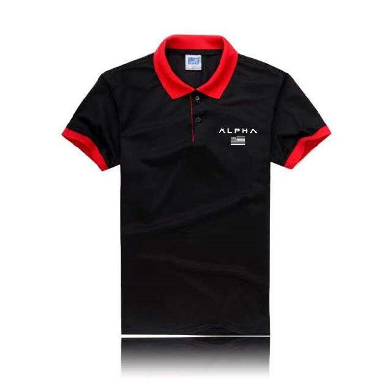 2020 Men Polo Shirt New Short Sleeve Tee Shirt Breathable Camisa Masculina Hombre Jerseys Golf Tennis Men Blouse Plus Size 3XL