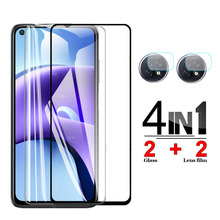 Tempered Glass Redmi Note 9T 5G Screen Protectors Safety Protective Glass on For Xiaomi Redmi Note9t J22 9 T Camera Lens Film