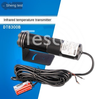 цена на Industrial on-Line Fixed Infrared Thermodetector Dual Laser Aiming Infrared Temperature