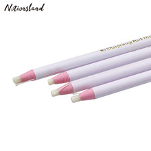 Chalk Tailor-Pencil Sewing Mark Fabric Dressmaker Needlework for DIY White Cut-Free