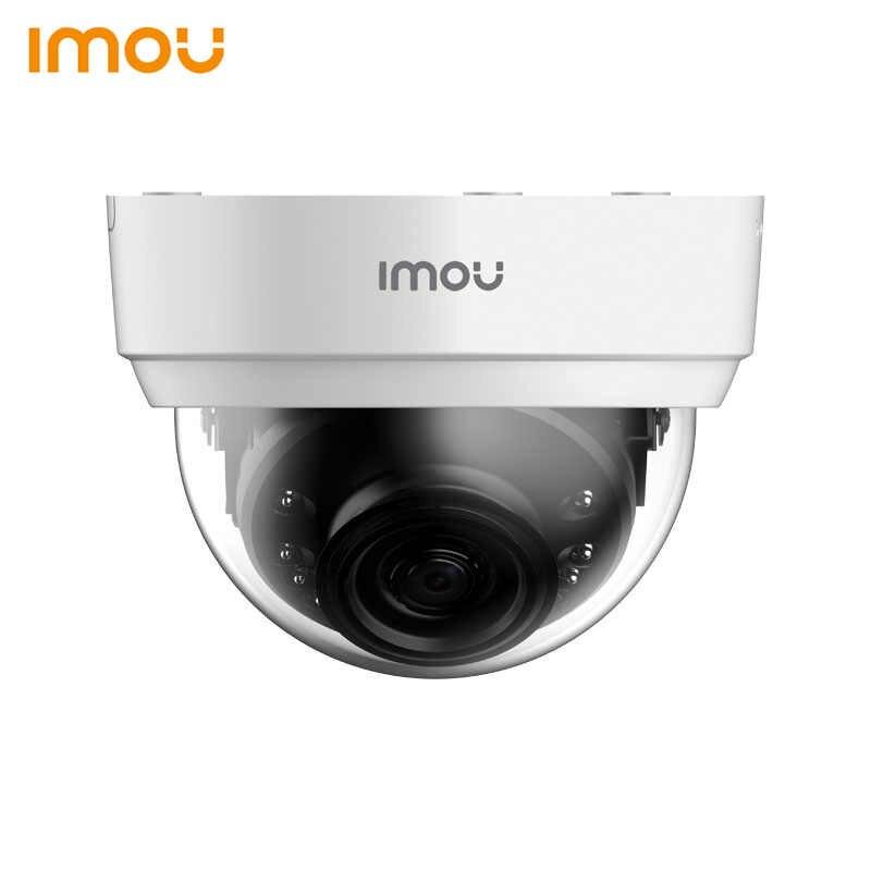 Купольная камера Dahua Imou, купольная, Lite, 4MP, QHD, оповещение о тревоге, Wifi, ip-камера безопасности, 20 м, ночное видение для магазина или виллы