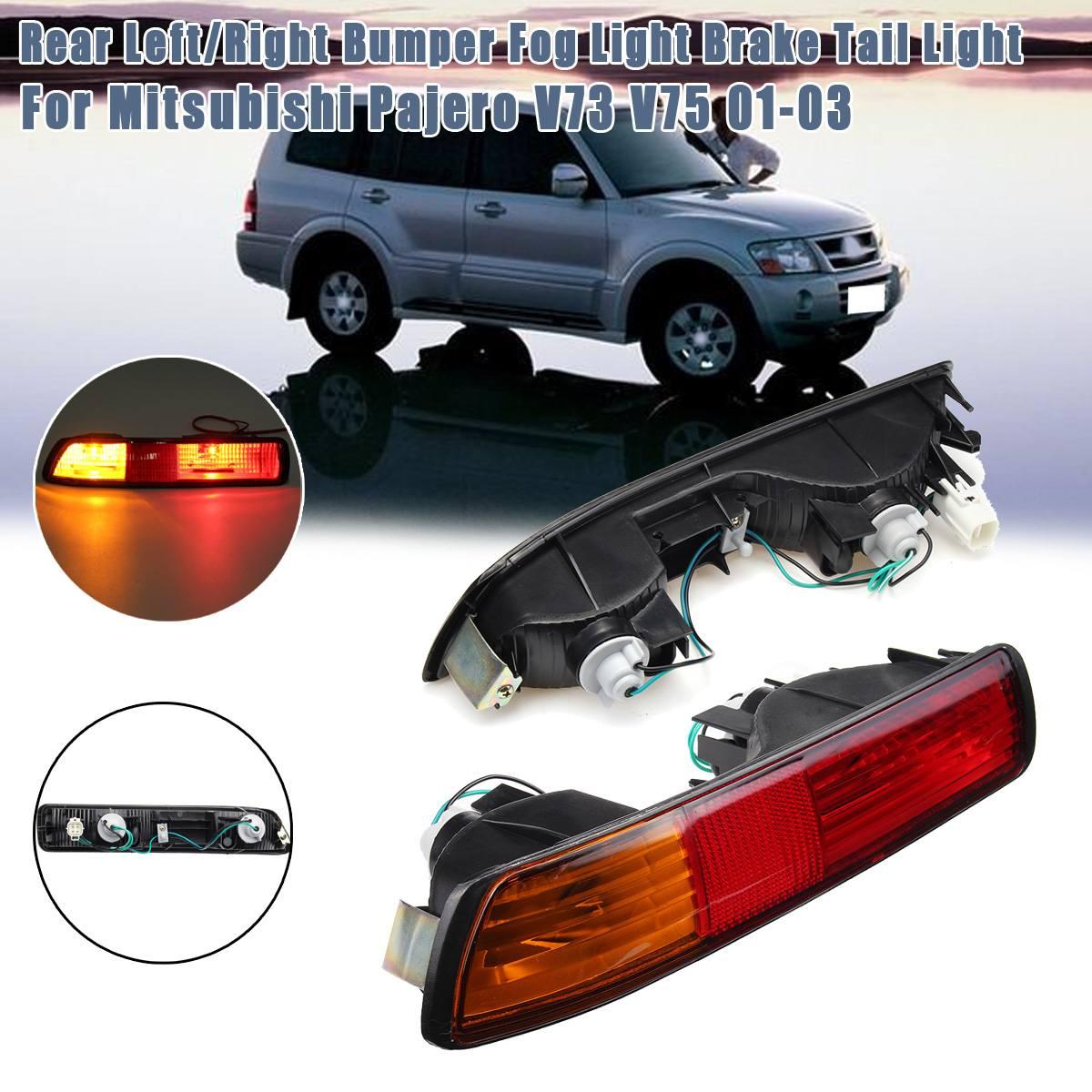 Стоп сигнал заднего бампера, стоп сигнал для Mitsubishi Pajero V73 V75 MONTERO|Фара для авто в сборе|   | АлиЭкспресс