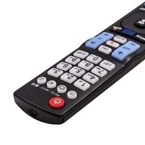 Remote-Control-Replacement Lcd-Tv Universal AKB73756502 LG 1 for Akb73756502/Akb73756504/Akb73756510/..
