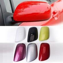 Крышка внешнего зеркала заднего вида CAPQX для Toyota Yaris 2009 2010 2011 2012 2013