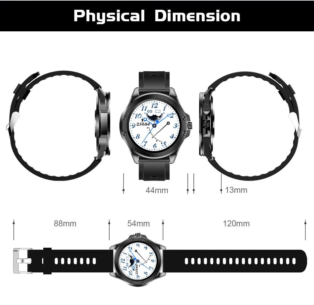 H7735cd748eac4f869cce654316fd80c4X CYUC S11 Smart watch men HD Full round Screen IP68 Waterproof