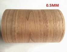 مخصص طبيعي حقيقي قشرة خشب جوز سوداء للأثاث ستيريو 0.2 مللي متر إلى 0.5 مللي متر C/C