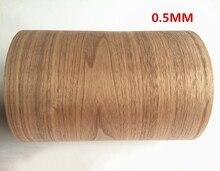 가구 스테레오 0.2mm ~ 0.5mm C/c에 대한 사용자 정의 천연 정품 블랙 호두 나무 한척