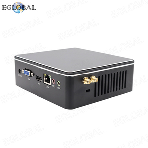 Image 3 - Hot Selling Mini PC with Fan i3 i5 i7 DDR3L/DDR4 Version Gaming Computer HDMI VGA Dual Display Win7/8/10 Linux Cheap Porket pc
