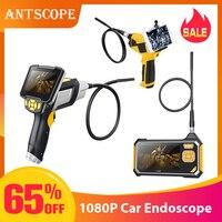 Antscope 4.3 インチ工業用内視鏡 1080 1080P 用自動車修理ツールヘビハードハンドヘルド無線 Lan 内視鏡 Android35