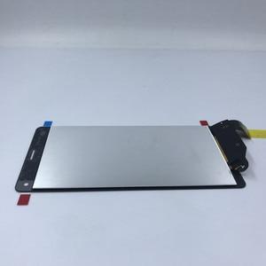 """Image 5 - מקורי 4.6 """"LCD עבור SONY Xperia Z3 קומפקטי תצוגת מסך מגע עם מסגרת Z3 מיני D5803 D5833 עבור SONY xperia Z3 קומפקטי LCD"""