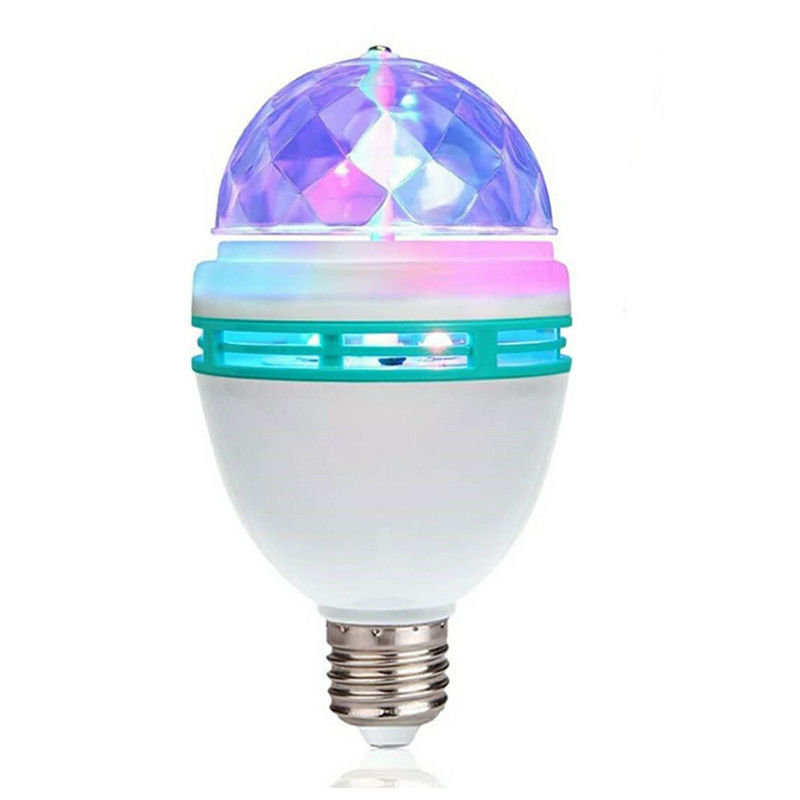 Smart LED Wireless Bluetooth Light Bulb E27 3W RGB Color Changing Lights Adjustable AC 85-265V APP Control IOS/Android Lampada