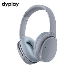 Active Noise Cancelling ANC Headphones Wireless Bluetooth V5.0 Portable Headset APTX Upgrade 2.0 Earphones For Phones Computer