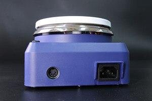 Image 3 - Agitador magnético com placa quente para laboratório, com placa direta MS H280 Pro dlab