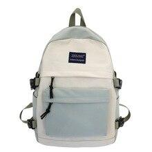 Fresh Women Backpacks School Bags for Girls Teenage Pink Pan