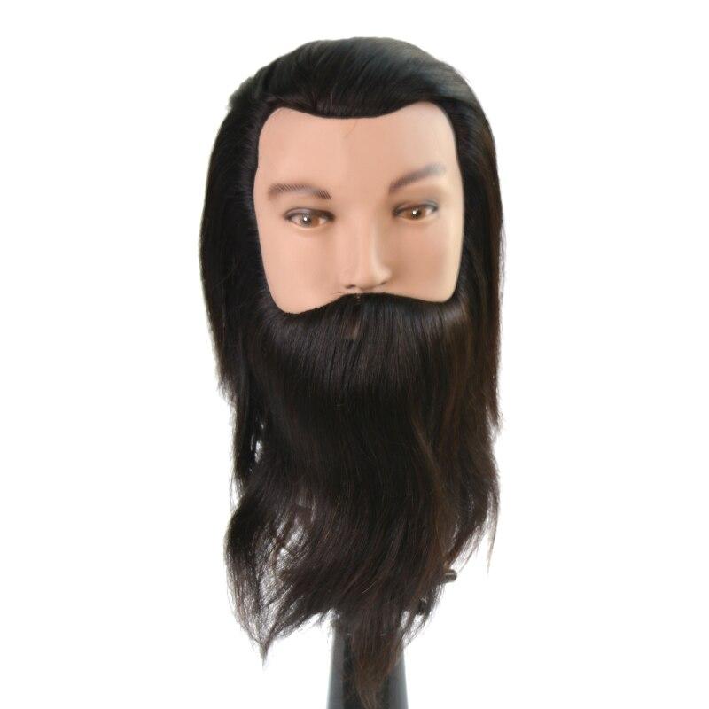 Tête de Mannequin de 10 pouces avec tête de Mannequin de cheveux tête de poupée coiffure