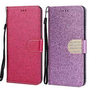 Перейти на Алиэкспресс и купить Роскошный флип-чехол для T-Mobile REVVLRY + REVVL 2 Plus Магнитный кожаный чехол для T-Mobile REVVL Plus чехол-кошелек