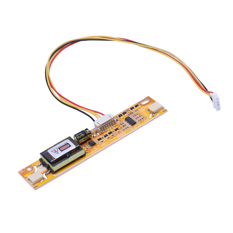 2 Pcs Universal Repair Parts Ccfl 2-Channel Inverter Lcd Monitor 2 Lamps For 15-19Inch W/ Cable