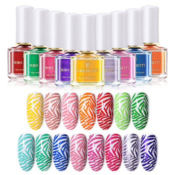 BORN PRETTY 57 Colors 6ml Nail Art Stamping Polish Newly Sweet Style Manicure Plate Printing Varnish Candy Nail Stamp Lacquer https://gosaveshop.com/Demo2/product/born-pretty-57-colors-6ml-nail-art-stamping-polish-newly-sweet-style-manicure-plate-printing-varnish-candy-nail-stamp-lacquer/