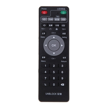 Set-Top Box Learning Remote Control For Unblock Tech Ubox Smart TV Gen 1/2/3 X6HB
