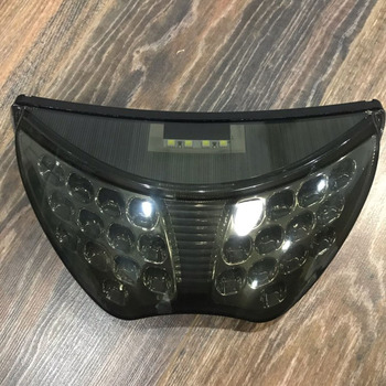 Motorrad LED Rück Blinker Heck Licht Warnung Lampe Integrierte Für Honda CBR 600 CBR600 F4 1999- 00 F4I 2004-2006