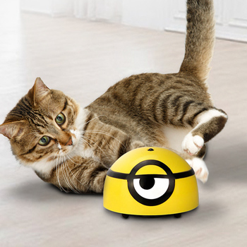 """Catch Me If You Can"" Cat Toy"