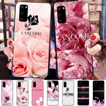 French cosmetics Lancome DIY phone Case cover Shell For Samsung Galaxy S9 S10 S10E S6 S7 S8 S9 S9Plus S5 S20 image
