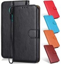 Lederen Case Voor Nokia 1 3.1 5.1 6.1 7 Plus 2 2.1 2.2 2.3 2.4 3 Voor Nokia 5 5.3 6.2 7.2 6 8 3.2 3.4 4.2 X5 Wallet Flip Cover