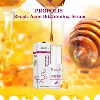 Propolis Repair Acne Brightening Serum Acne Scar Spots Cleaning Serum Oil control Eliminates Acne Shrink Pores Treatment TSLM1