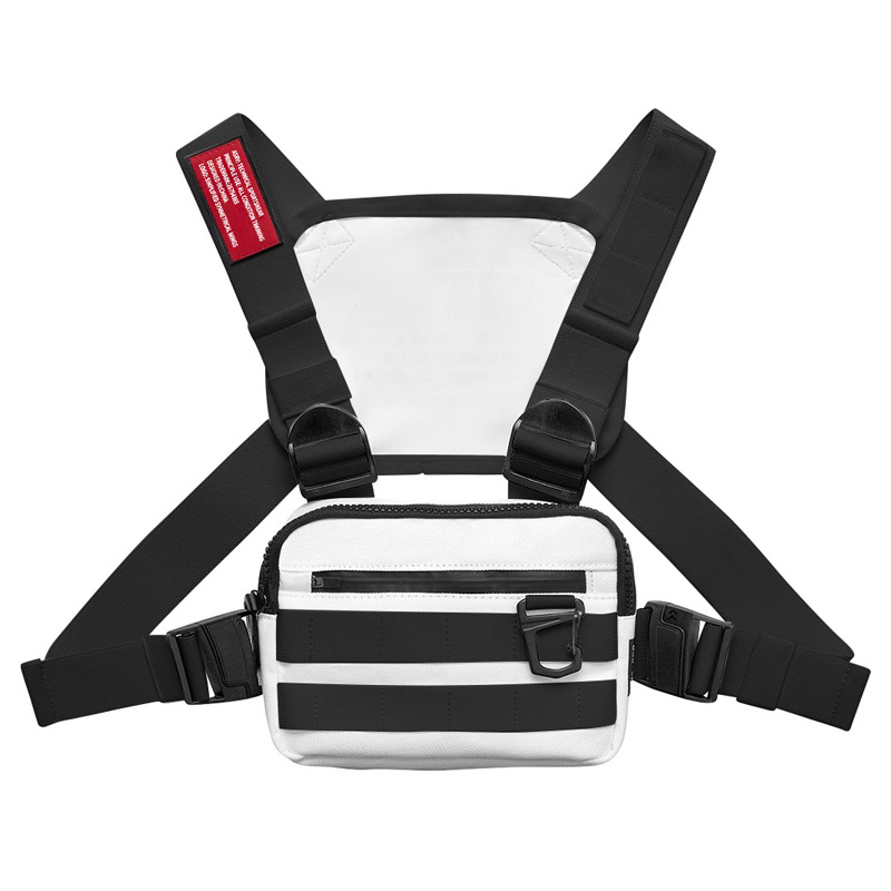2020 Outdoor Sports Gym Fitness Trail Running Vest Bag Accessories For Sport Run Trekking Chest Running Bag